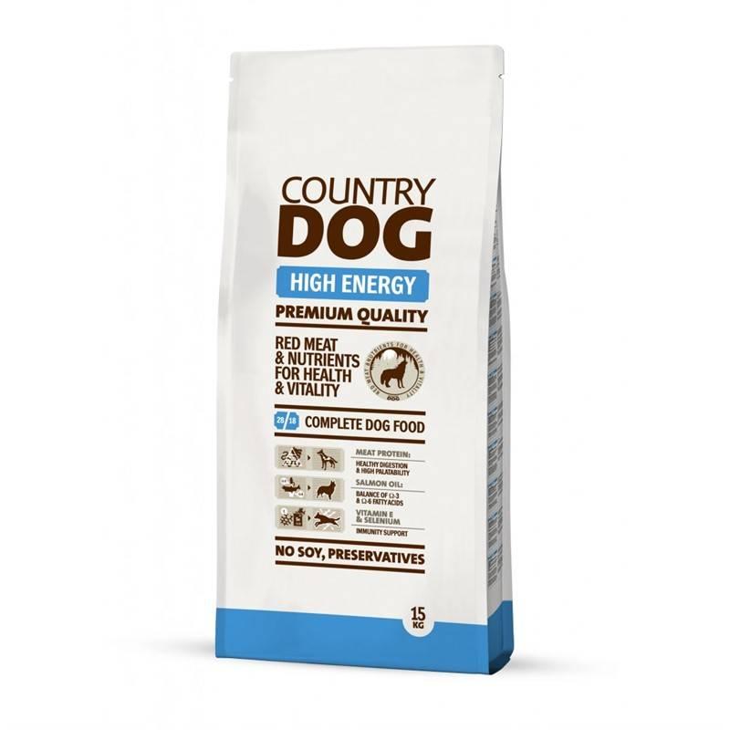 Granule Country Dog High Energy 15kg