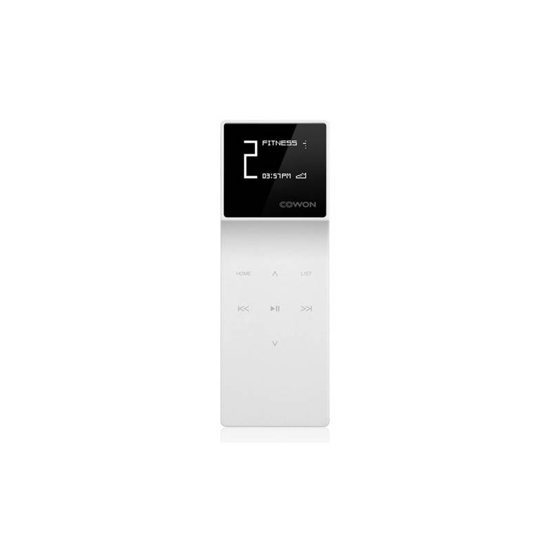 MP3 přehrávač Cowon E3 16 GB bílý