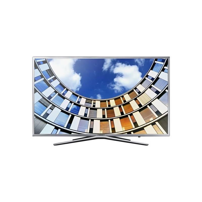 Televízor Samsung UE49M5602 strieborná + Doprava zadarmo