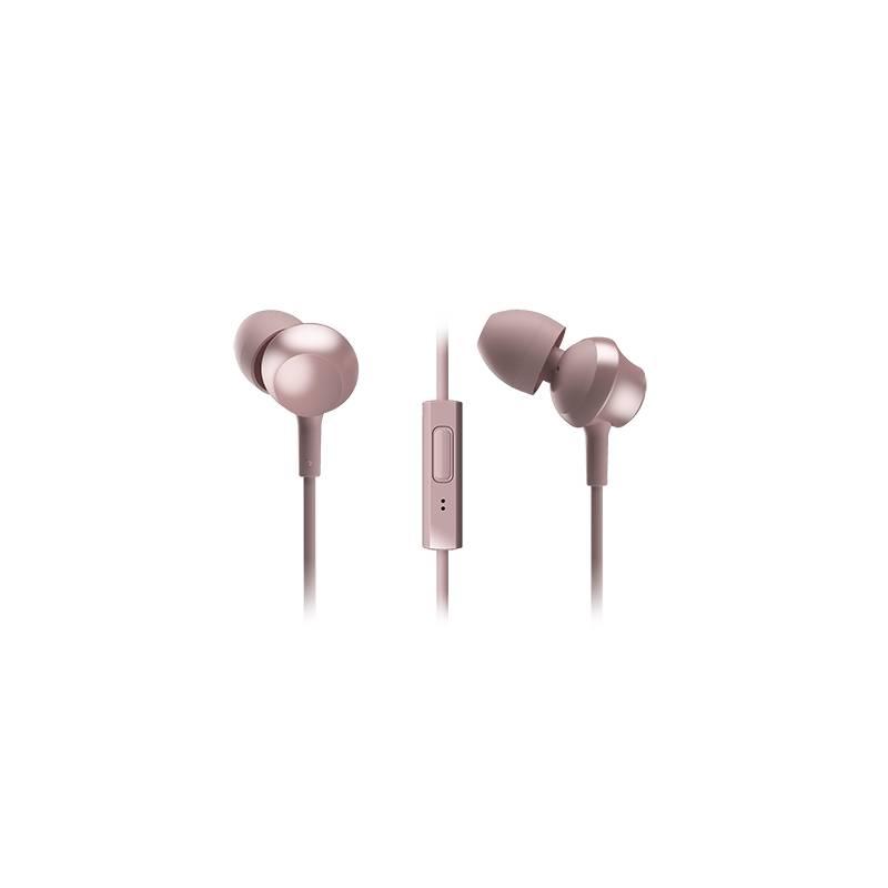 Sluchátka Panasonic RP-TCM360E-P (RP-TCM360E-P) růžová