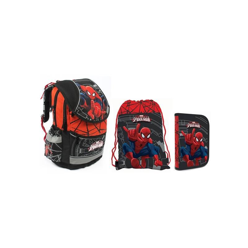 b85efd53b7 Školský set P + P Karton Spiderman - batoh