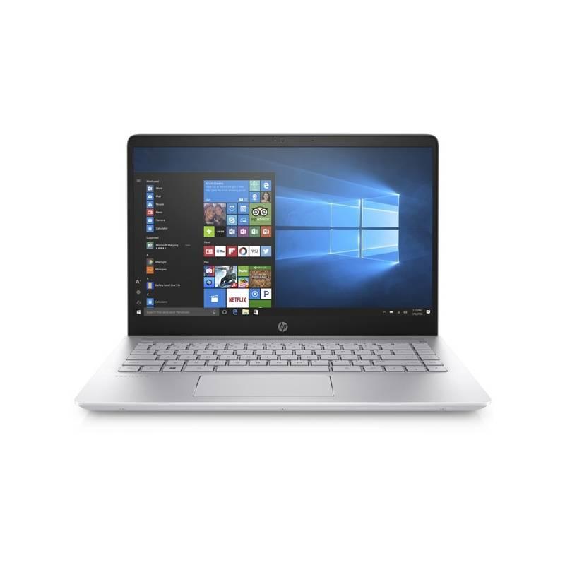 Notebook HP Pavilion 14-bf003nc (1US30EA#BCM) strieborný Software F-Secure SAFE 6 měsíců pro 3 zařízení (zdarma)Monitorovací software Pinya Guard - licence na 6 měsíců (zdarma) + Doprava zadarmo