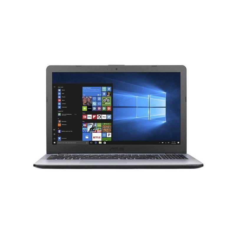 Notebook Asus VivoBook 15 X542UF-DM206T (X542UF-DM206T) sivý Software F-Secure SAFE, 3 zařízení / 6 měsíců (zdarma) + Doprava zadarmo