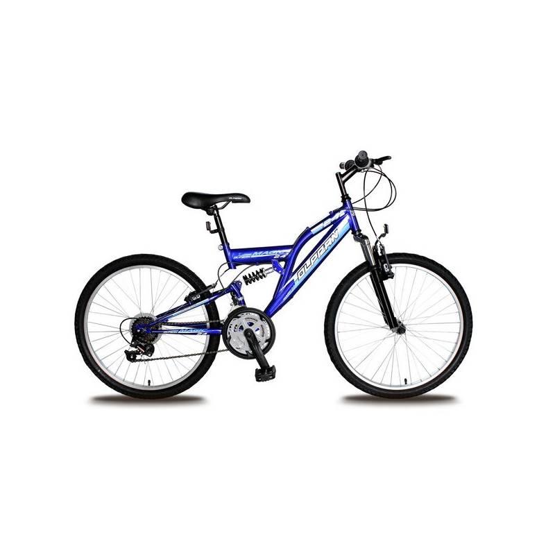 Detský bicykel Olpran Magic 24' modrý