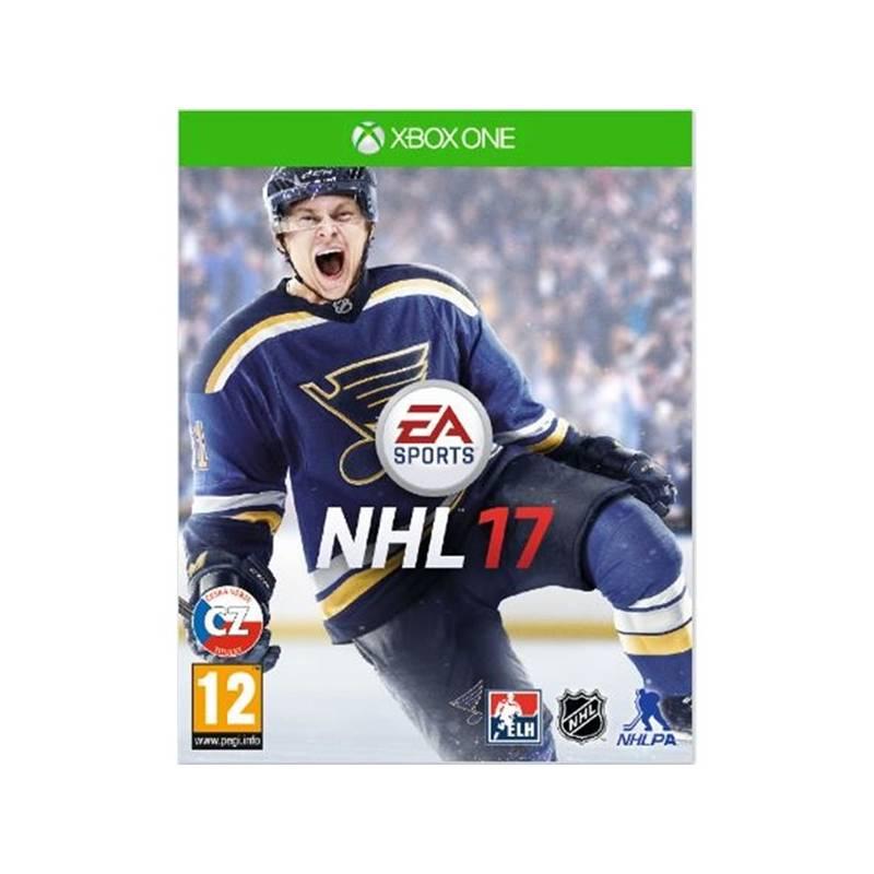 Hra EA Xbox One NHL 17 (92169104)