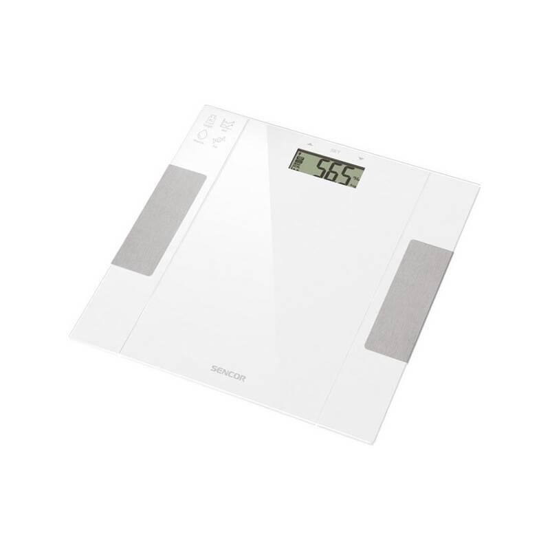 Osobná váha Sencor SBS 5051WH (SBS5051WH) biela