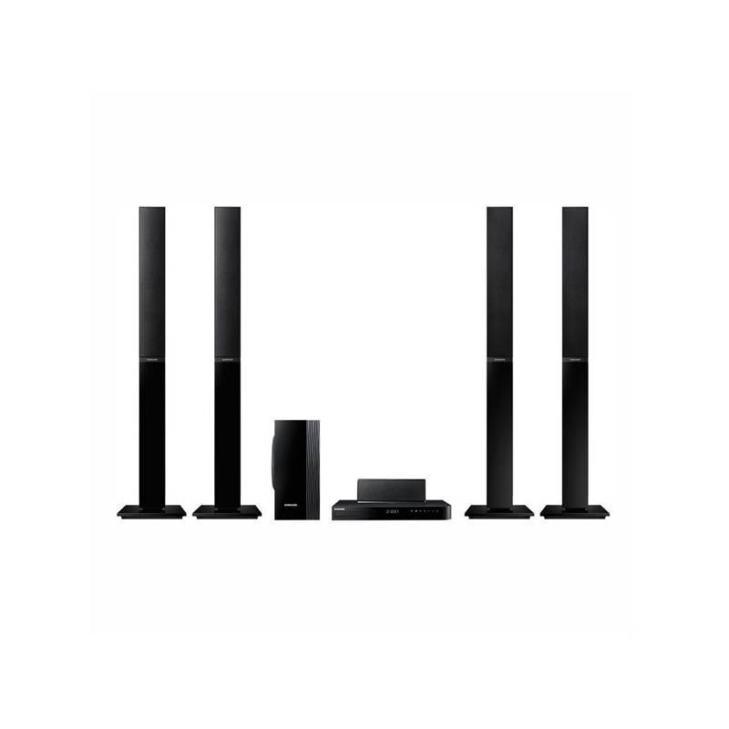 Domáce kino Samsung HT-J5150 čierne