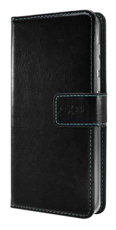 Puzdro na mobil flipové FIXED Opus pro Honor 7A (FIXOP-298-BK) čierne