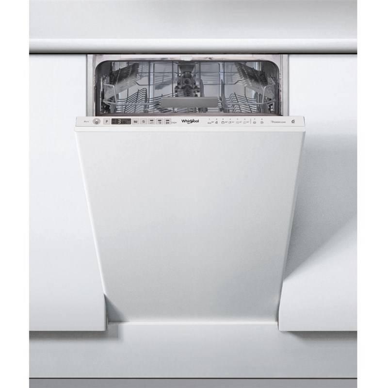 Umývačka riadu Whirlpool WSIO 3T125 6PE X + Doprava zadarmo