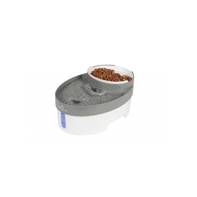 Fontána Eyenimal automatická 3v1 s miskou na krmivo