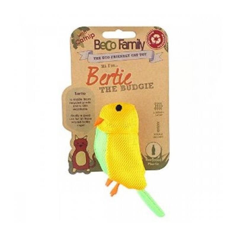 Hračka BecoPets Cat Nip Toy - Andulka Bertie