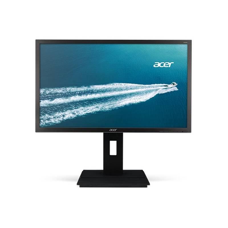 Monitor Acer B246HYLAymidr (UM.QB6EE.A01) čierny