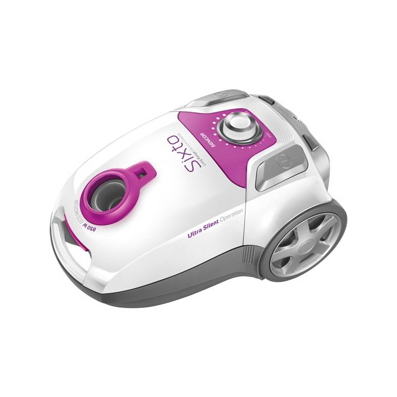 Vysávač podlahový Sencor SVC 682VT biely/fialový + Doprava zadarmo