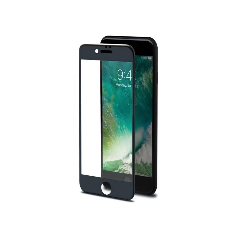Ochranné sklo Celly 3D pro Apple iPhone 7/8 (3DGLASS800BK) čierne