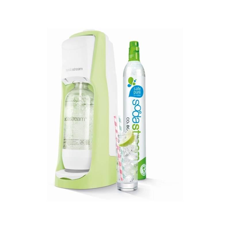 Výrobník sódovej vody SodaStream Pastels JET PASTEL GRASS GREEN zelený + Doprava zadarmo