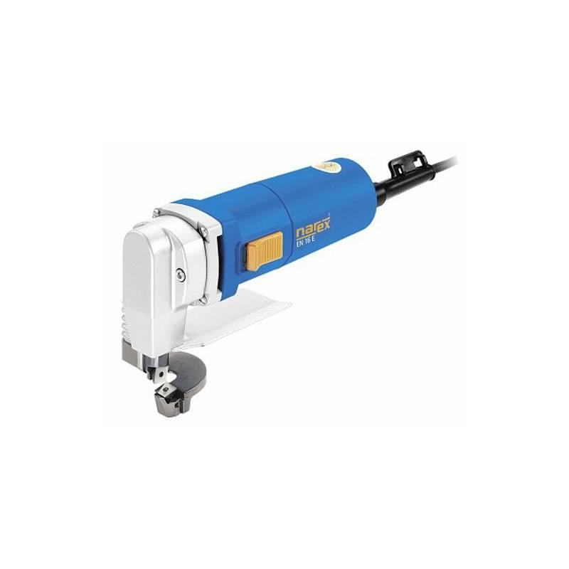 Nožnice na plech Narex EN 16 E (00635506) modrá + Doprava zadarmo