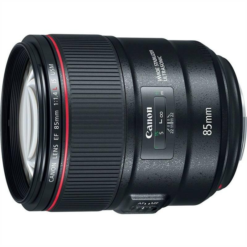 Objektív Canon EF 85 mm f/1.4 L IS USM - SELEKCE AIP1 (2271C005) čierny + Doprava zadarmo