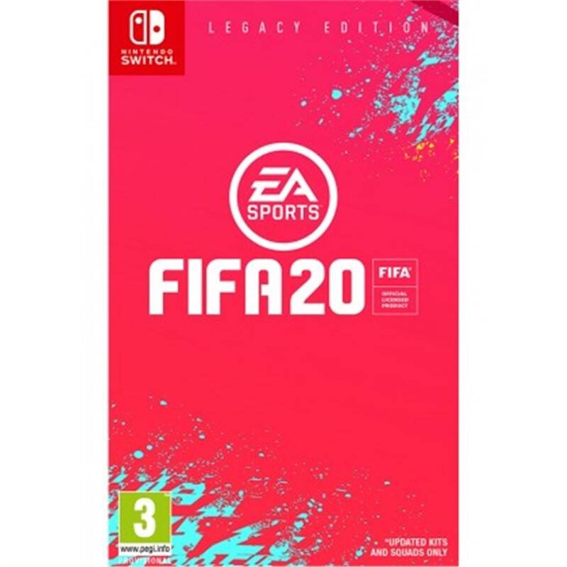 Hra EA Nintendo SWITCH FIFA 20 (NSS201)