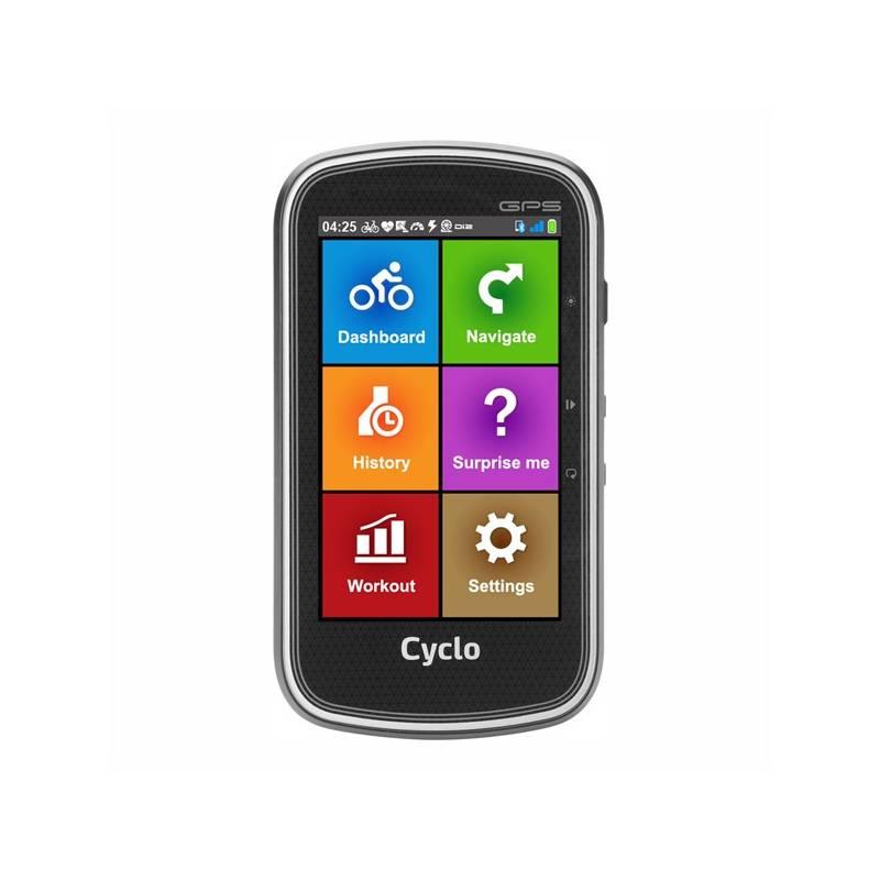 Navigačný systém GPS Mio Cyclo 406 (5262N5630003) čierna
