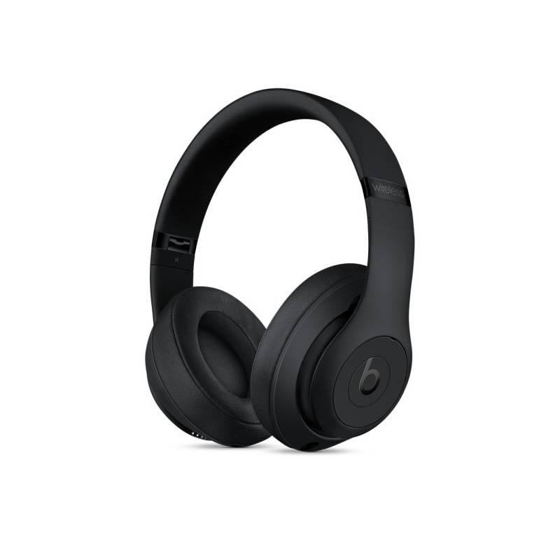 Slúchadlá Beats Studio3 Wireless - matně černá (MQ562ZM/A)