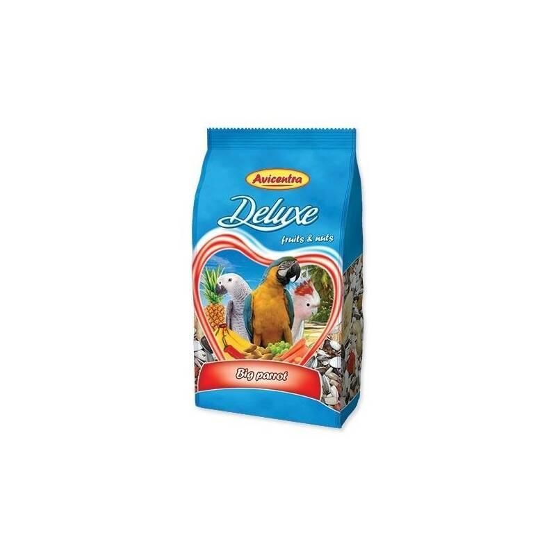 Krmivo Avicentra Veľký papagáj deluxe 1 kg