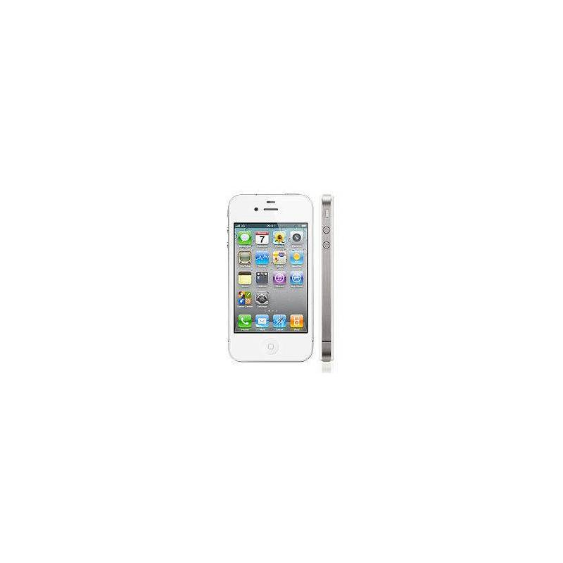 Mobilný telefón Apple iPhone 4 32GB (MC606CS A) biely  8f9a7248624
