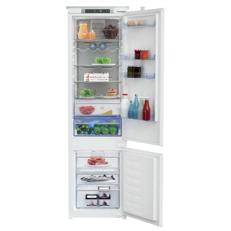 Kombinácia chladničky s mrazničkou Beko BCNA 306 E2S + Doprava zadarmo