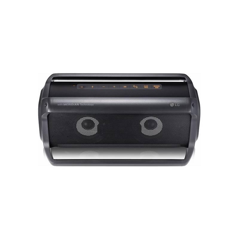 Prenosný reproduktor LG PK7 čierne