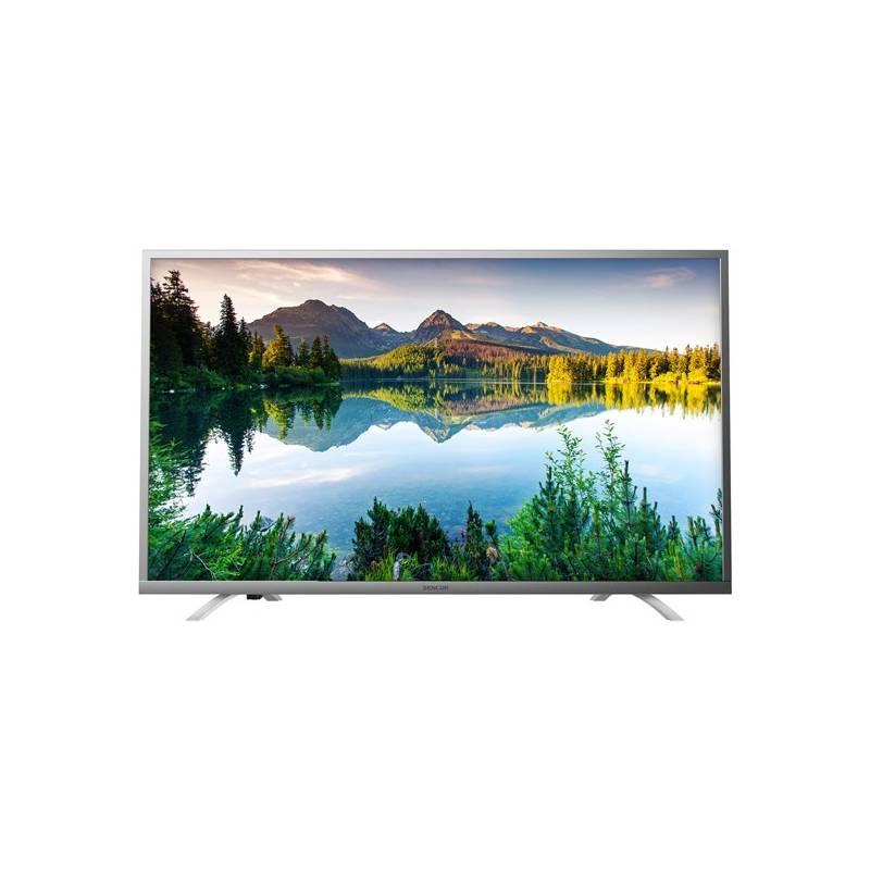 Televízor Sencor SLE 43US500TCS (35048913) strieborná + Doprava zadarmo