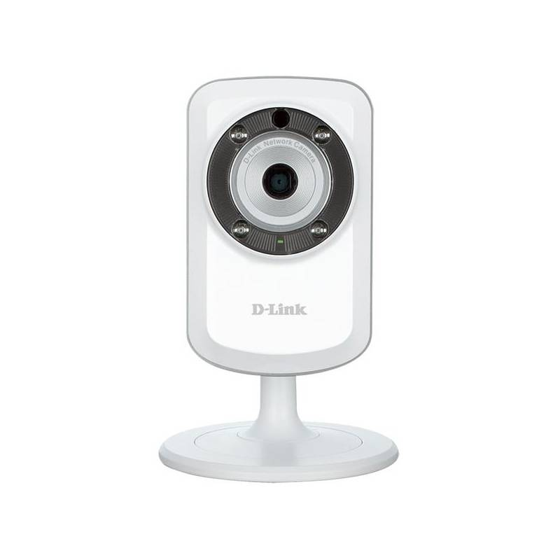 IP kamera D-Link DCS-933L (DCS-933L/E) bílá
