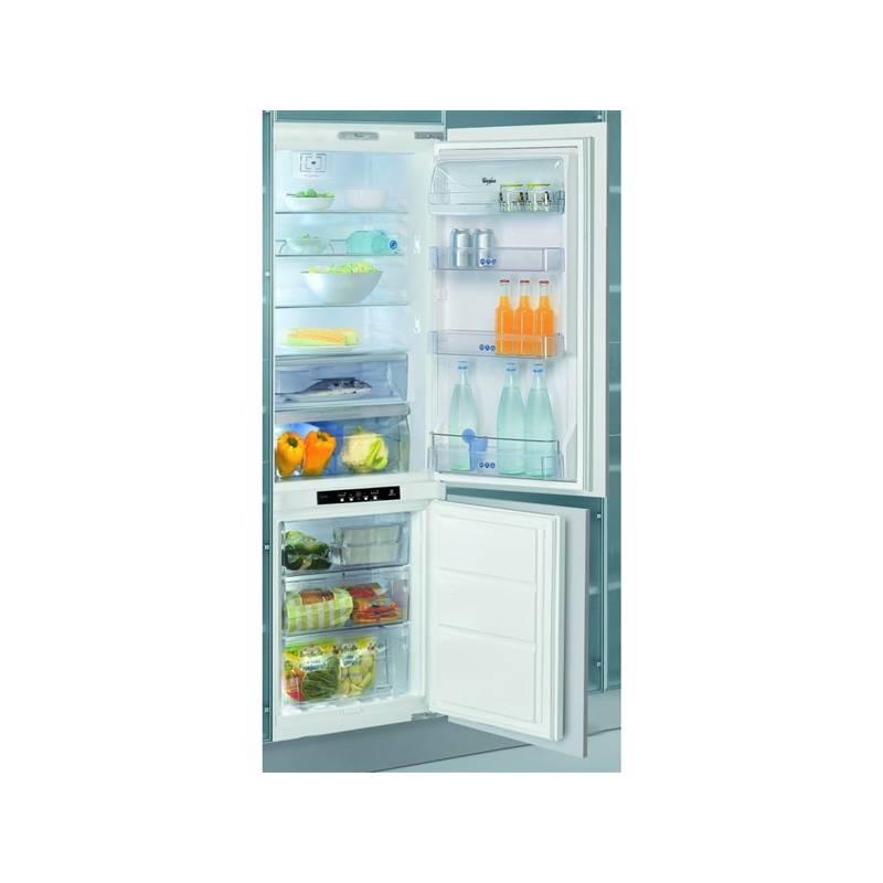 Kombinácia chladničky s mrazničkou Whirlpool ART 883/A+/NF biela + Doprava zadarmo