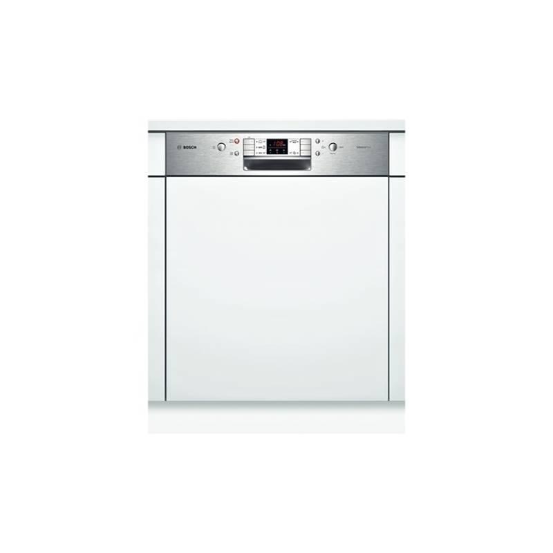 Umývačka riadu Bosch Silence Plus SMI59M35EU nerez + Doprava zadarmo