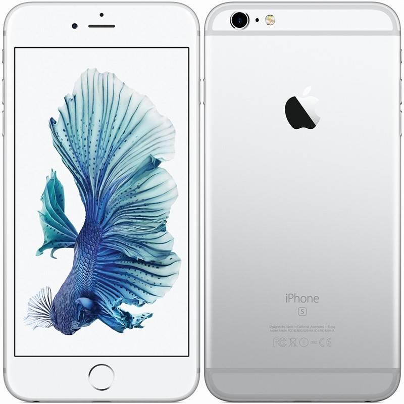 Mobilný telefón Apple iPhone 6s Plus 128GB - Silver (MKUE2CN/A)