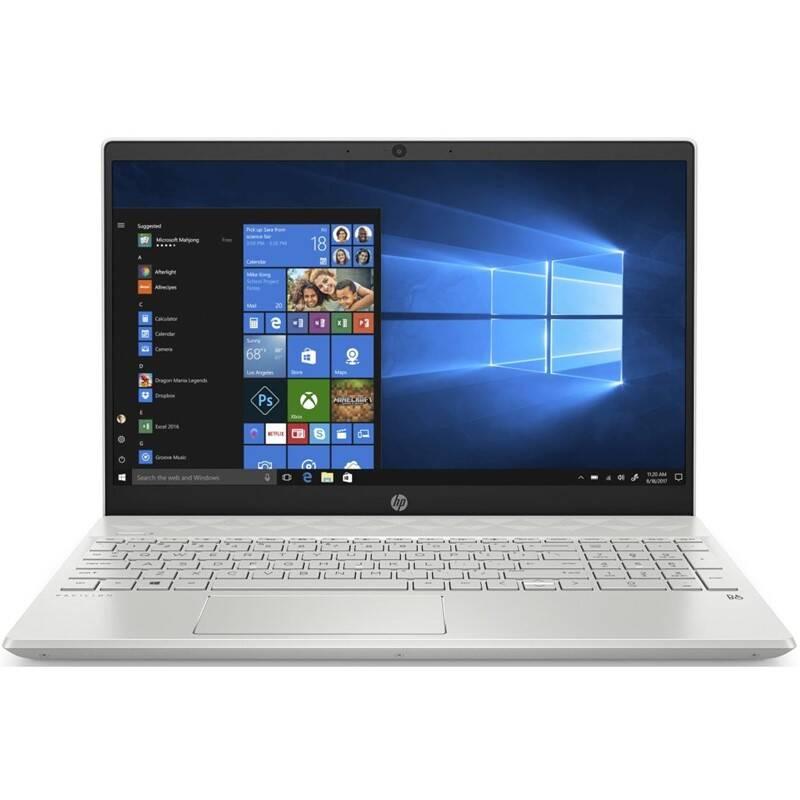 Notebook HP Pavilion 15-cw1000nc (6WJ09EA#BCM) bílý