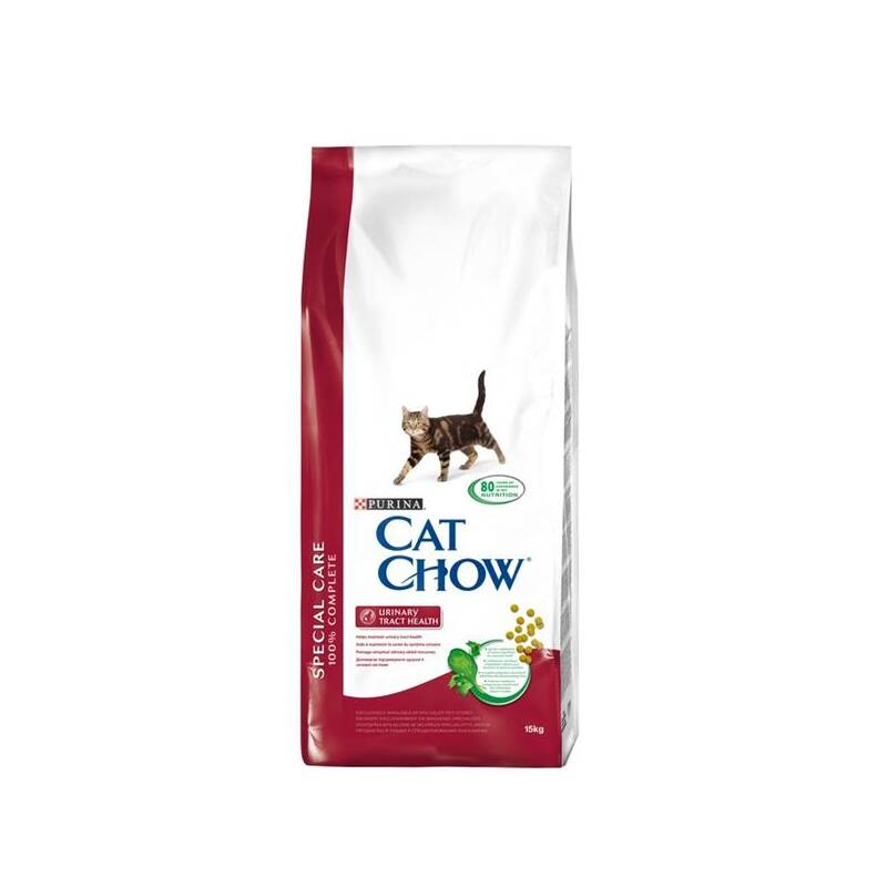 Granule Purina Cat Chow Special Care UTH 15 kg