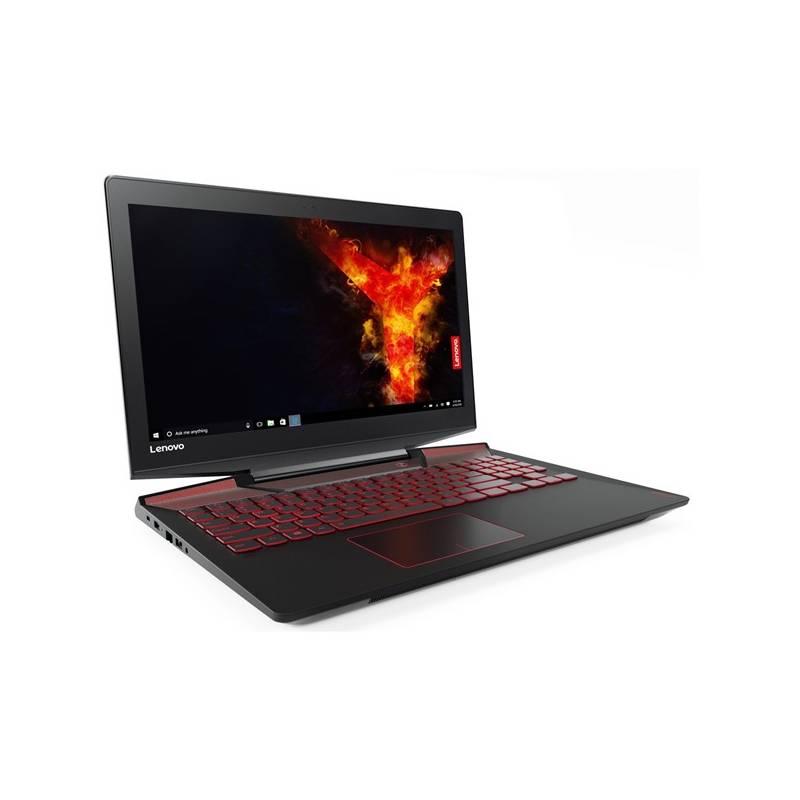 Notebook Lenovo IdeaPad Legion Y720-15IKB (80VR0082CK) čierny Software F-Secure SAFE 6 měsíců pro 3 zařízení (zdarma) + Doprava zadarmo