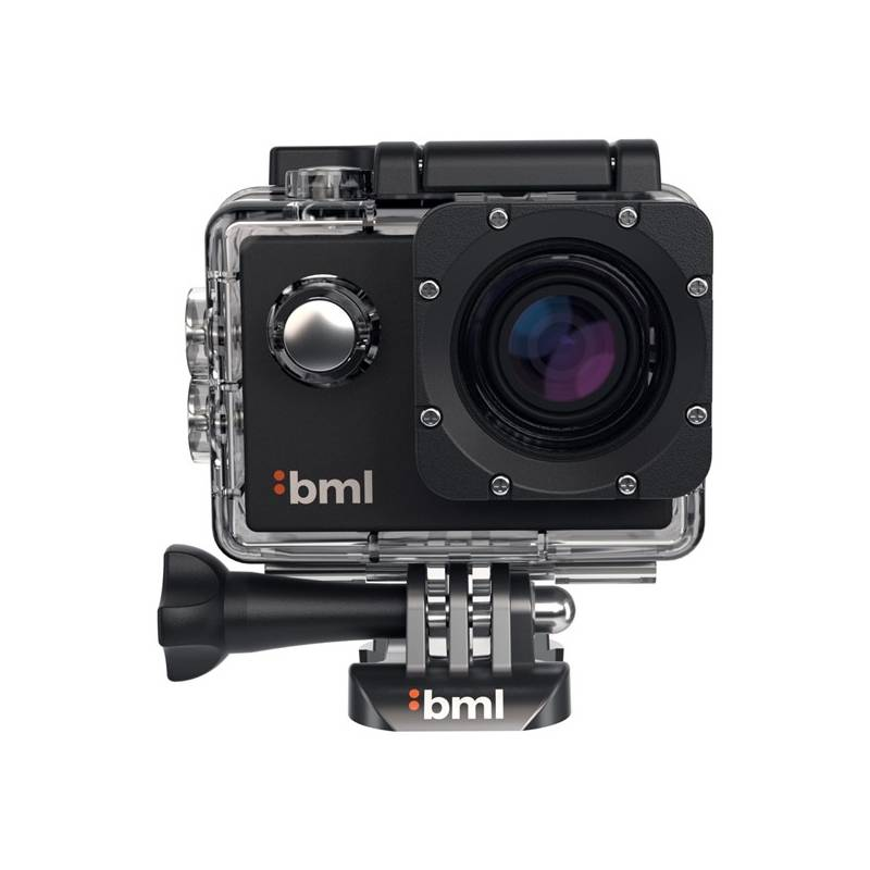 Outdoorová kamera BML cShot1 4K čierna