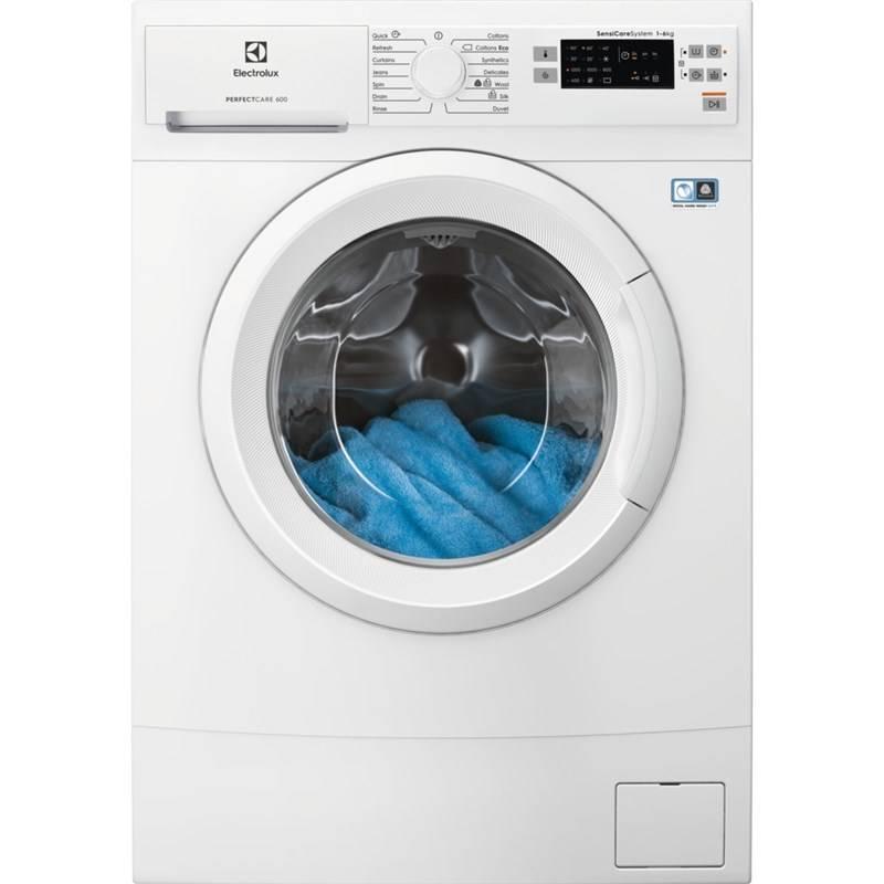 Automatická práčka Electrolux EW6S526W biela + Doprava zadarmo