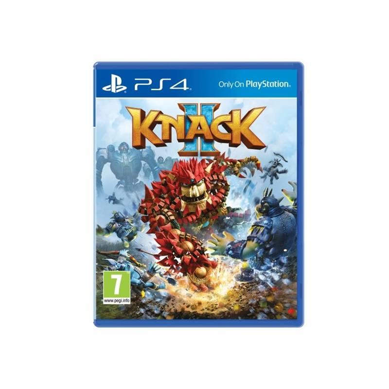 Hra Sony PlayStation 4 Knack 2 (PS719863663 )