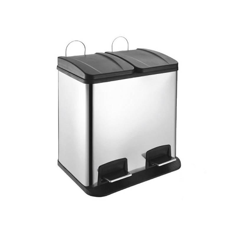 Odpadkový kôš Orion DUO 2 x 20 l Čistící přípravek na koupelny YOU 500 ml (zdarma)
