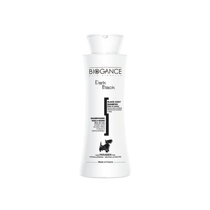 Šampón Biogance Dark black - pro černou/tmavou srst 250 ml