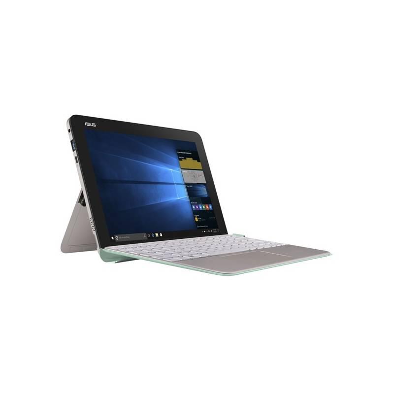 Tablet Asus Transformer T103HAF + stylus (T103HAF-GR051T) zelený/zlatý Software F-Secure SAFE, 3 zařízení / 6 měsíců (zdarma) + Doprava zadarmo