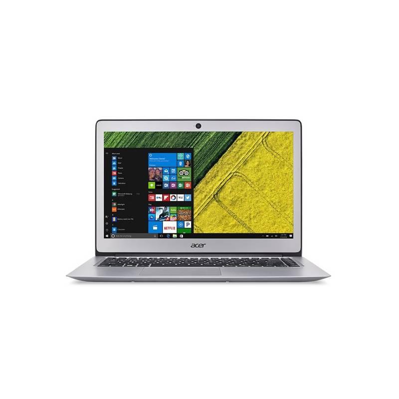 Notebook Acer Swift 3 (SF314-51-P5J0) (NX.GKBEC.010) strieborný + Doprava zadarmo