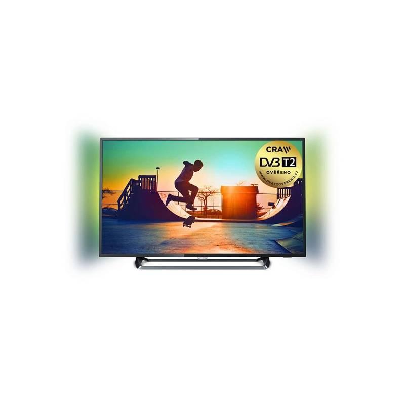 Televízor Philips 55PUS6262/12 strieborná + Doprava zadarmo