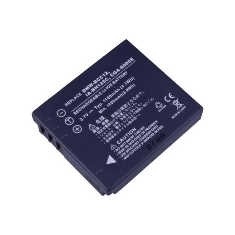 Akumulátor Avacom pro Panasonic CGA-S005, Samsung IA-BH125C, Ricoh DB-60, Fujifilm NP-70 Li-ion 3.7V 1100mAh