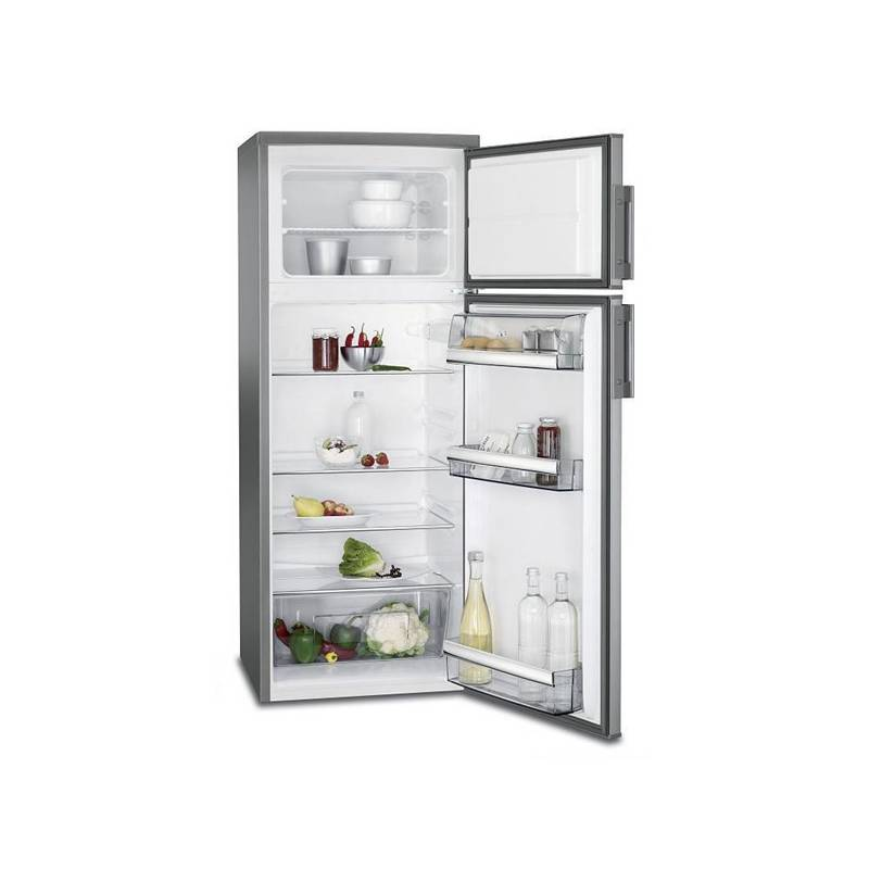 Chladnička AEG RDB72321AX strieborná/nerez + Doprava zadarmo