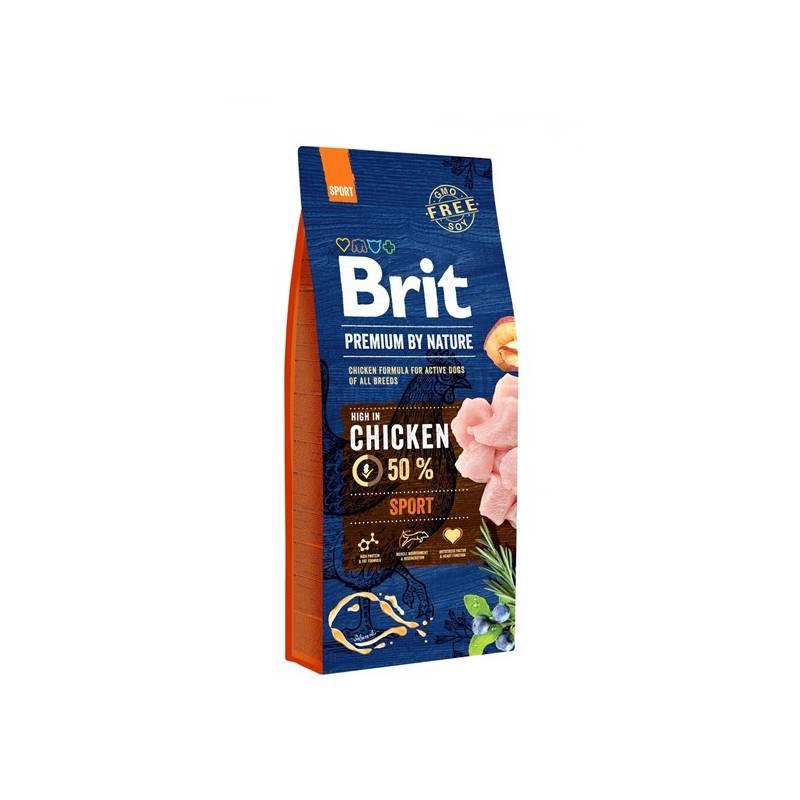 Granule Brit Premium Dog by Nature Sport 15 kg