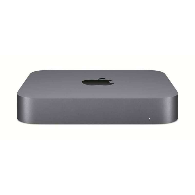 PC mini Apple Mac mini i5-8GB, 256GB, bez mechaniky, UHD 630, macOS Mojave