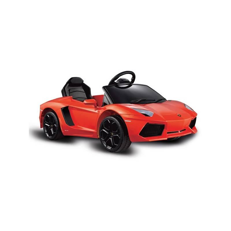 Elektrické autíčko Buddy Toys BEC 7008 Aventador červené