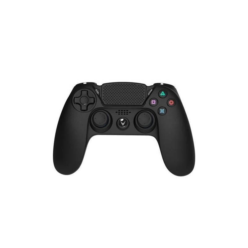 Gamepad Omega VARR CHARGE pro PS4/PC, Bluetooth (OGPPS4) černý